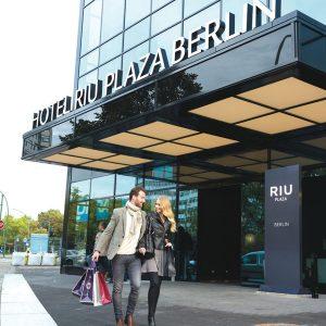 Hotel Riu Plaza Berlin ****